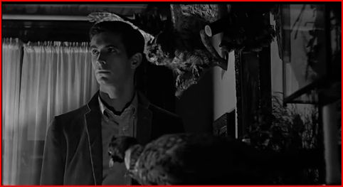 use of birds in psycho The entire bird world, chagrined to be the pawn in a devious woman's game, gets its revenge thereafter, it's women on the verge of a feathery freak-out, all the way.